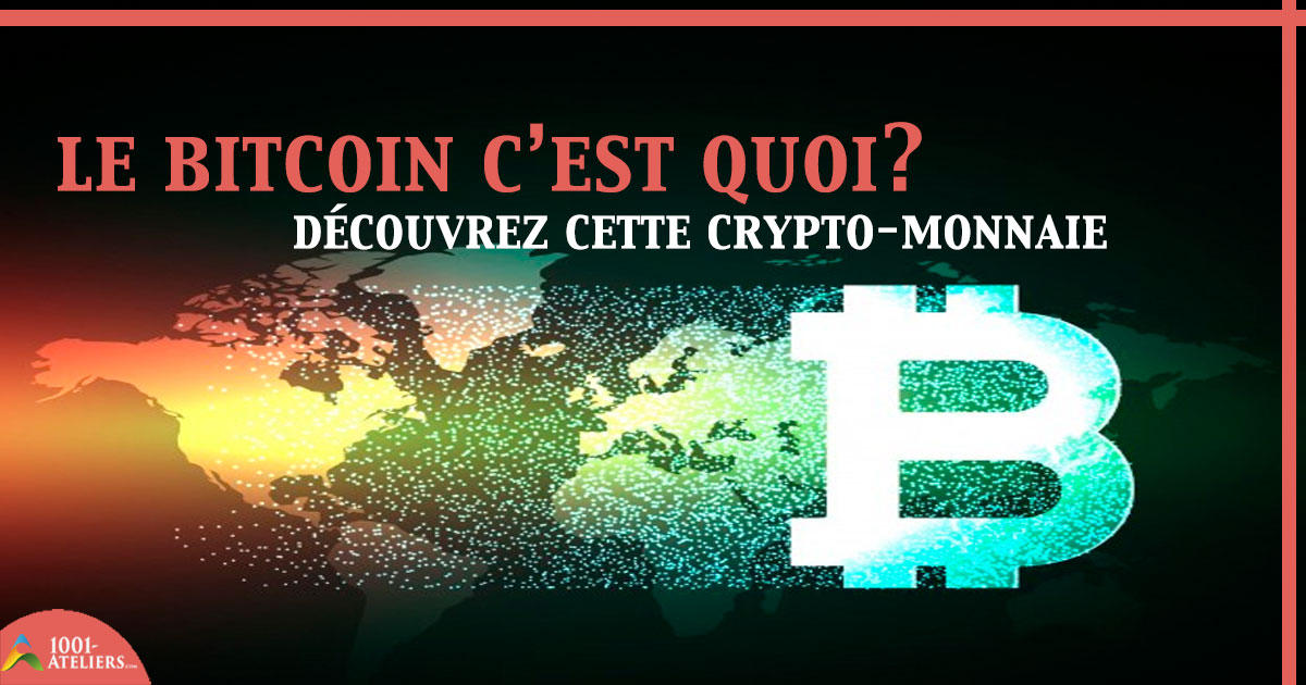 1001 le bitcoin c est quoi d couvrez vite cette crypto monnaie - C est quoi le pack office ...